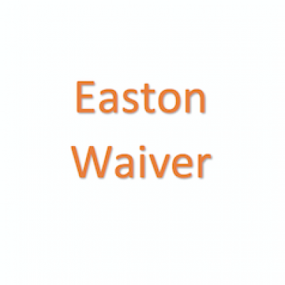 Easton Waiver