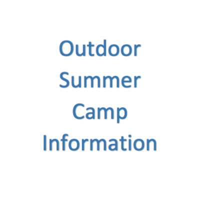 Outdoor Summer Camp Information