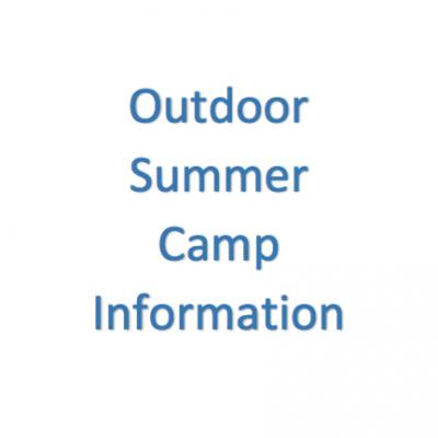 Outdoor Summer Camp Information