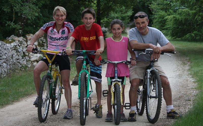 Raboutou-Family